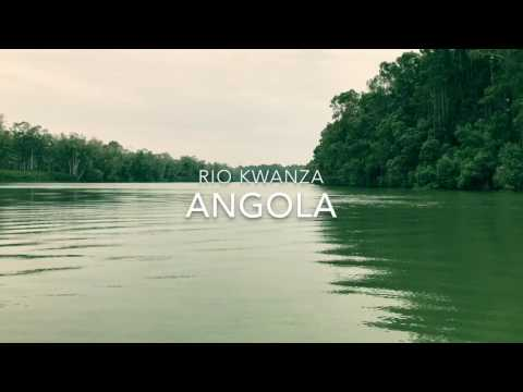 Pesca em Angola - Fishing in Angola - Looking for Tarpon