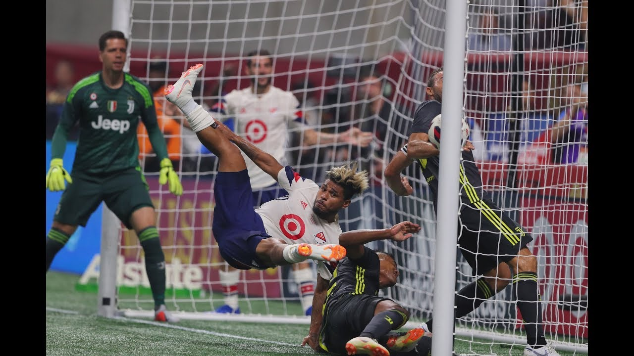 HIGHLIGHTS: MLS All-Stars vs. Juventus | August 1, 2018