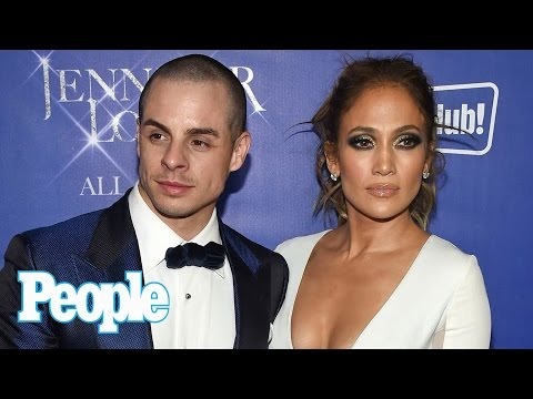 Jennifer Lopez Broke Up with Casper Smart Because He Cheated, Says Source | People NOW | People