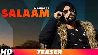 Teaser | Salaam | Manraj Ft Mista Baaz | Releasing On 18 Dec 2018 | Speed Records
