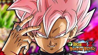 TEAM ROSE EXTREME V2 VS VEGITO BLUE TEQ SUPER V2! Dragon Ball Z Dokkan Battle ITA