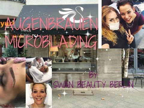 ♥ EYEBROWS ON FLEEK - SWAN BEAUTY BERLIN #VLOG