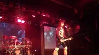 W.A.S.P. - The Great Misconceptions Of Me (Live in Backstage/Munich 16/11/2012)