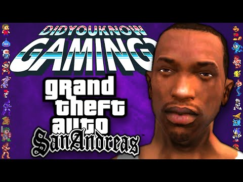 GTA San Andreas - Did You Know Gaming? Feat. Remix (Grand Theft Auto)
