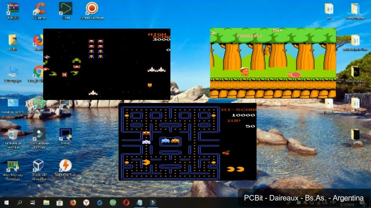 Descargar Pack De Juegos Retro Portables Para Pc Youtube