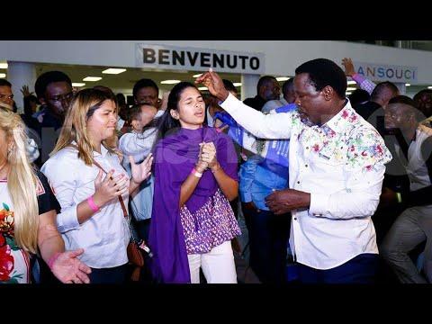 EN VIVO: ¡TB JOSHUA MANIFESTACIONES DE DEMONIOS TESTIMONIOS DE MILAGROS CREATIVOS PROFECÍA CUMPLIDAS