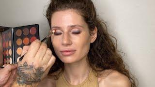 Новогодний макияж 2020 MAC Cosmetics
