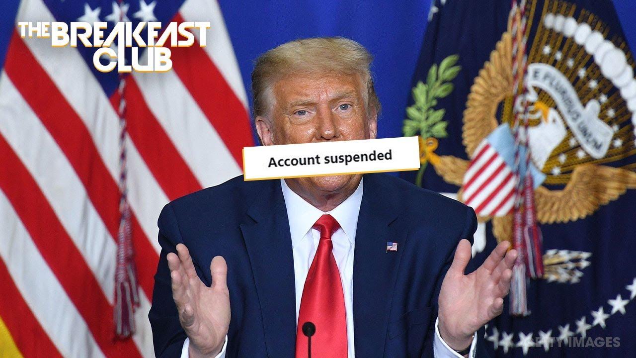 Donald Trump Banned From Twitter, Instagram, Facebook, Reddit, TikTok, Google, Apple + More