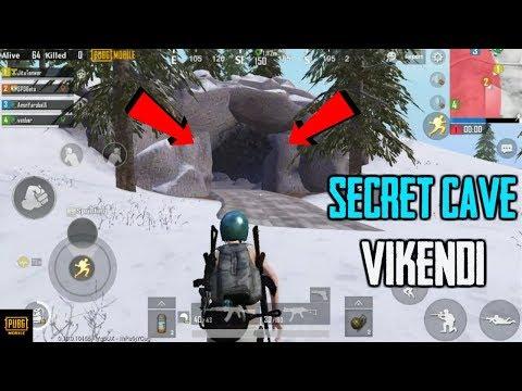 Pubg Mobile Secret Location In Vikendi Snow Map Epic Ending Hidden Places Secret Loot Youtube
