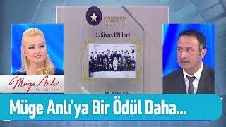 Sivas Bileşenleri Oluşumu'ndan ödül - Müge Anlı ile Tatlı Sert 29 Kasım 2019