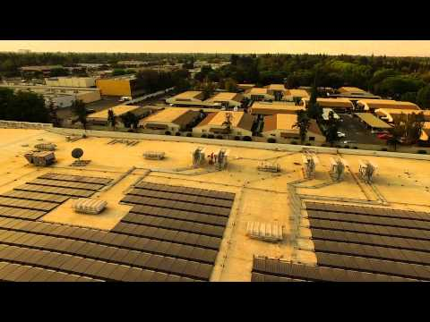 Target McHenry Solar Project SunPower Corp  9 14 15