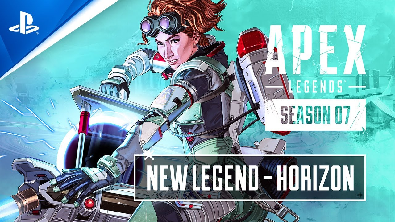 Apex Legends - Meet Horizon: Season 7 Character Vignette Trailer