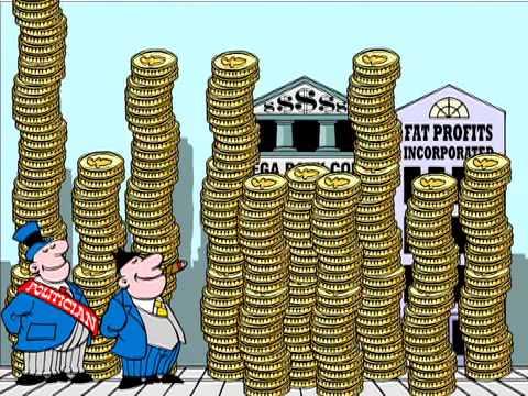 An Animated Video Explains Economic Inequality