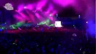 Tiesto en vivo TomorrowWorld 2013