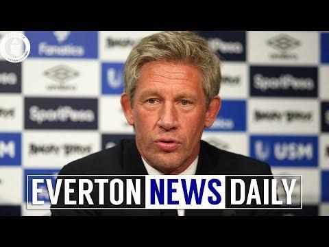 Brands Reveals Mina Start | Everton News Daily