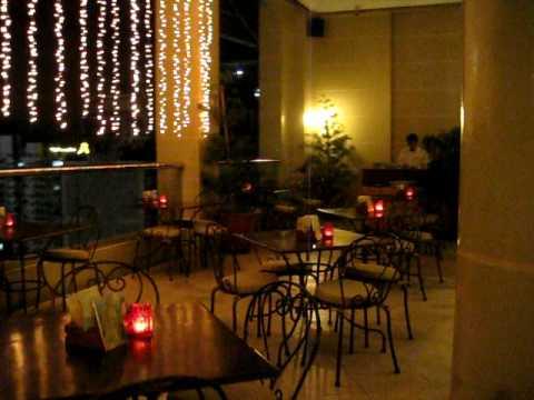 Roofdeck Restaurant Of City Garden Hotel Youtube