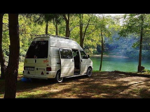 "Karavanımız ""AngusTheHighVan"" #karavan #vanlife"