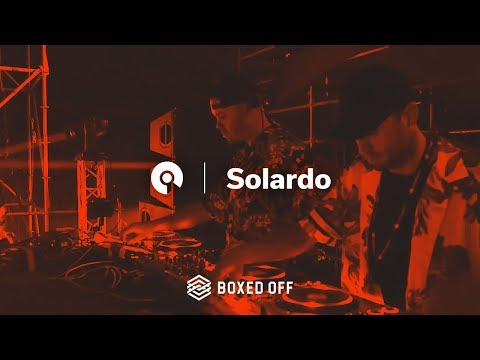 Solardo @ Boxed Off 2018 (BE-AT.TV)