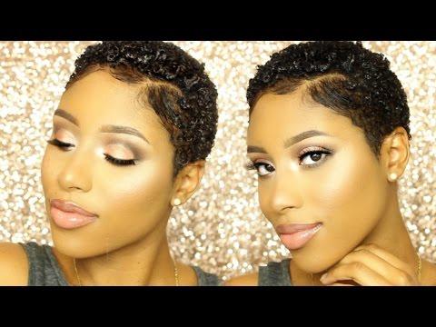 define curls short natural