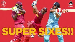Bira91 Super Sixes! | England vs West Indies | ICC Cricket World Cup 2019