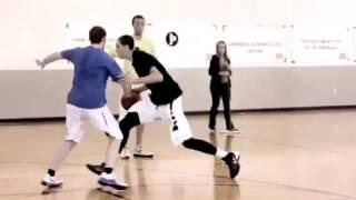【バスケ】NBA-ザック ラビーンの個人練習