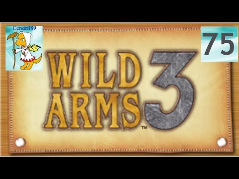Cendril Plays - Wild Arms 3 (Blind) - Ep.75: Golden Power
