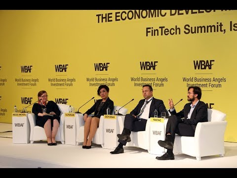 WBAF 2018 Panel: The role of artificial intelligence and machine learning in digital transformation