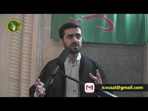 Hacı Samir Ramazan moizəsi 5-ci gün Ənam surəsi