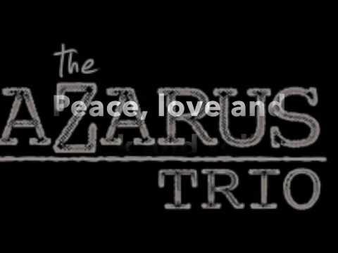 Lazarus Trio - Open Letters Long Promo