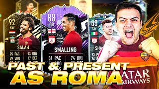 30-0 on FUT CHAMPS with an AS ROMA PAST & PRESENT SQUAD!? 🐺