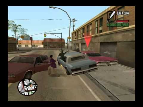 Grand Theft Auto: San Andreas - Episodio 3 Videos De Viajes