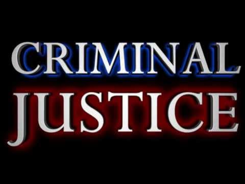 UniversityNow: Introduction to Criminal Justice Course Cover