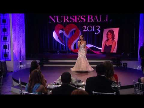 04-09-13 - Alexis Davis Scenes / Nurses Ball Performances - General Hospital - Part 2