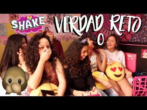 VERDAD O RETO con mis amigas!! | Johanna De La Cruz
