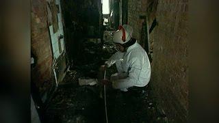 Falschanklage nach Brand in Lübecker Flüchtlingsunterkunft (1996)