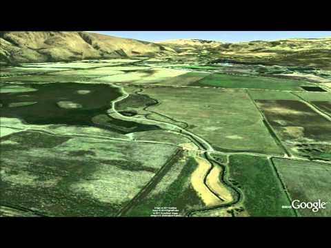 Hula Valley Wetlands (Israel)