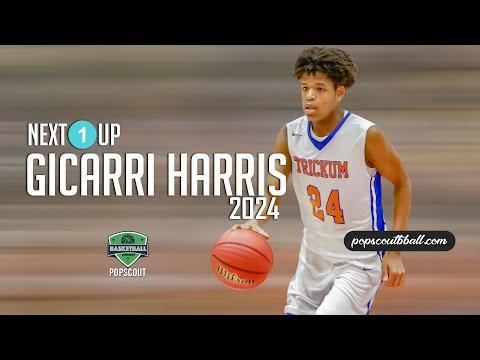 NextManUp: #24 Gicarri Harris G - Trickum Middle School - Class of 2024