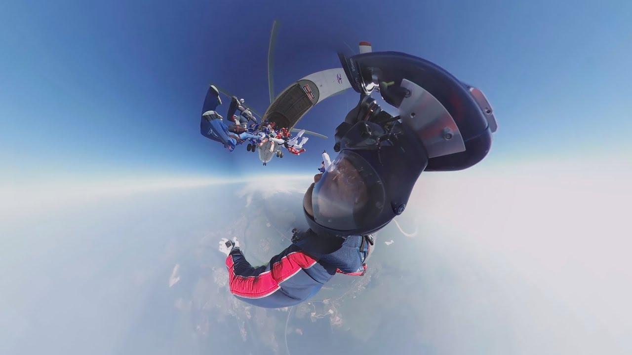 касимово парашютисты видео рекорд мира