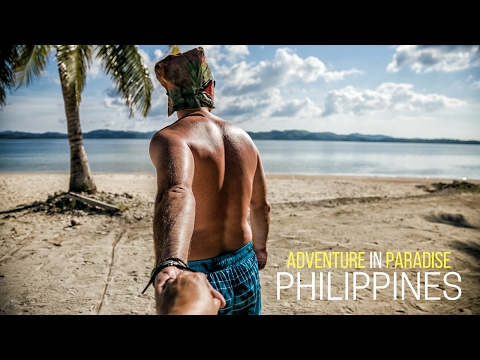 Adventure in Paradise this is the Philippines