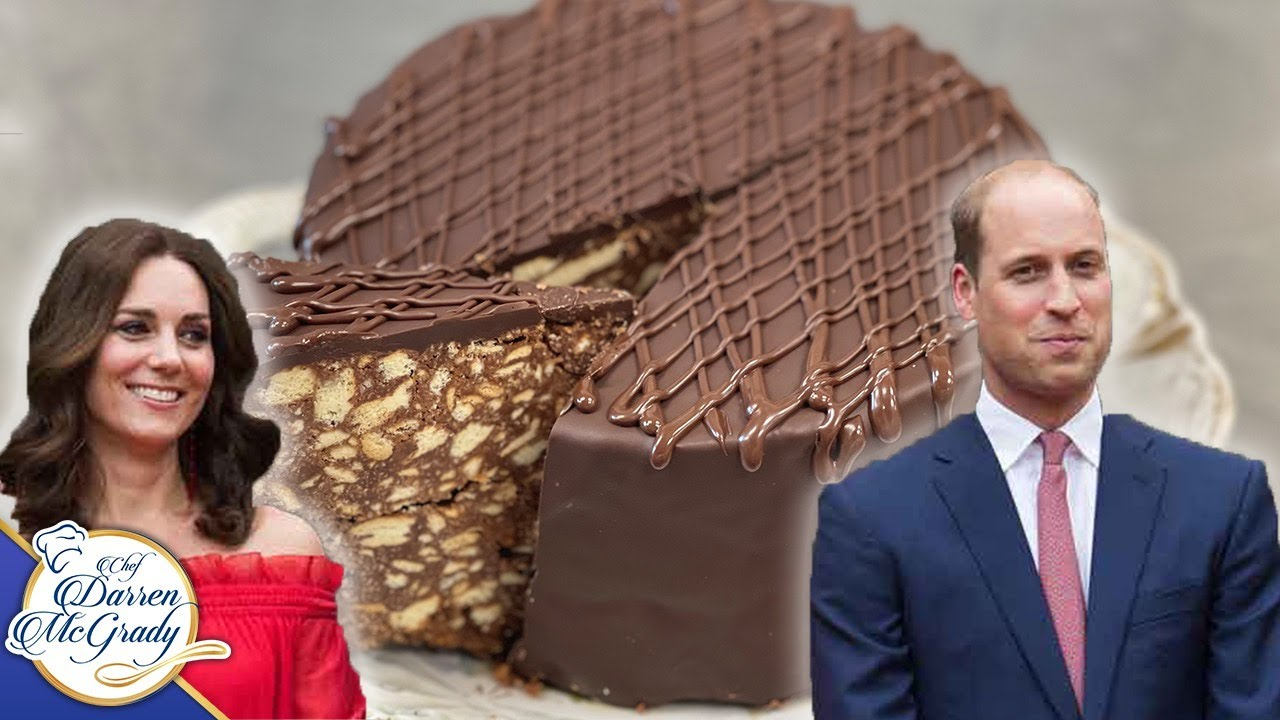 Former Royal Chef Revisits Prince William's 'Chocolate Biscuit' Grooms Cake for the 10th Anniversary