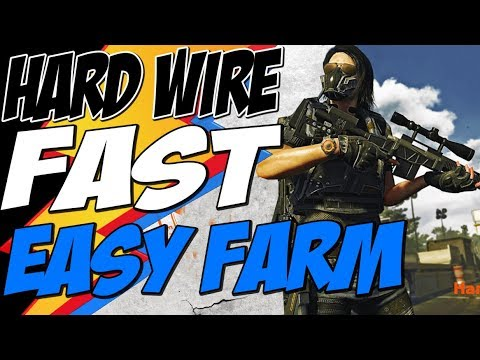 How to GET HARD WIRED GEAR SET FAST and EASY The Division 2 and Farm Hard Wired Tech thumbnail