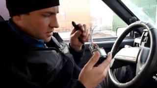 видео Про датчик давления масла на ВАЗ 2107