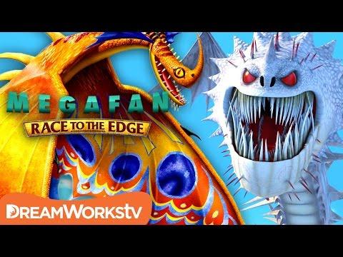 Top New Dragons From Beyond Berk