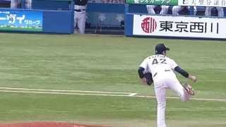 2015年3月8日 千葉ロッテマリーンズvs福岡ソフトバンクホークス QVCマリ...