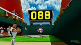 Baseball Blast! Nintendo Wii Gameplay - Power Pitcher