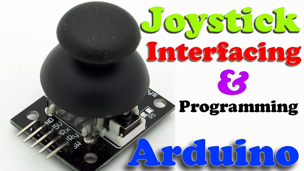 small resolution of arduino joystick project joystick shield x and y axis joystick controller 2 axis joystick