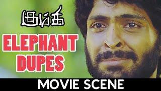 Kumki - Elephant Dupes | Vikram Prabhu | Lakshmi Menon | Prabhu Solomon