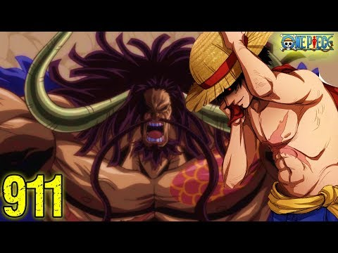 LUFFY Training New Power Up To DEFEAT KAIDO - One Piece 911