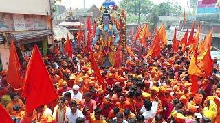 विशाल रामनवमी शोभा यात्रा ड्रोन से कवरेज 2019 फारबिसगंज। ।Arial View shobha yatra Forbishganj