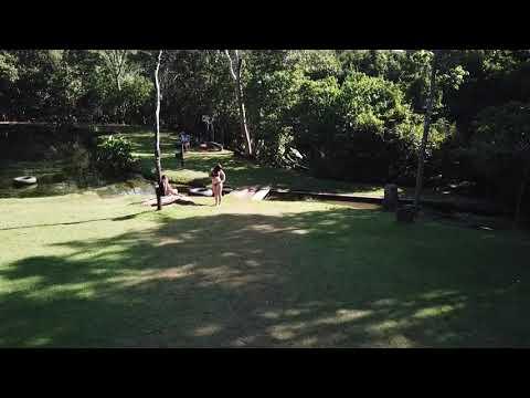 Nós na Lagoa Azul, Vila Propício - GO